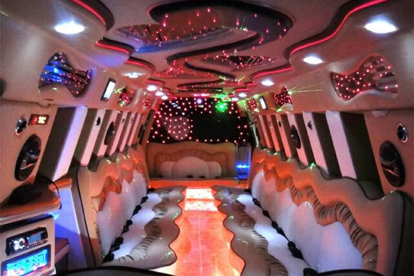 14 Person Escalade Limo Services Dallas