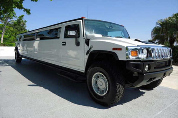 14 Person Hummer Limo Rental Dallas